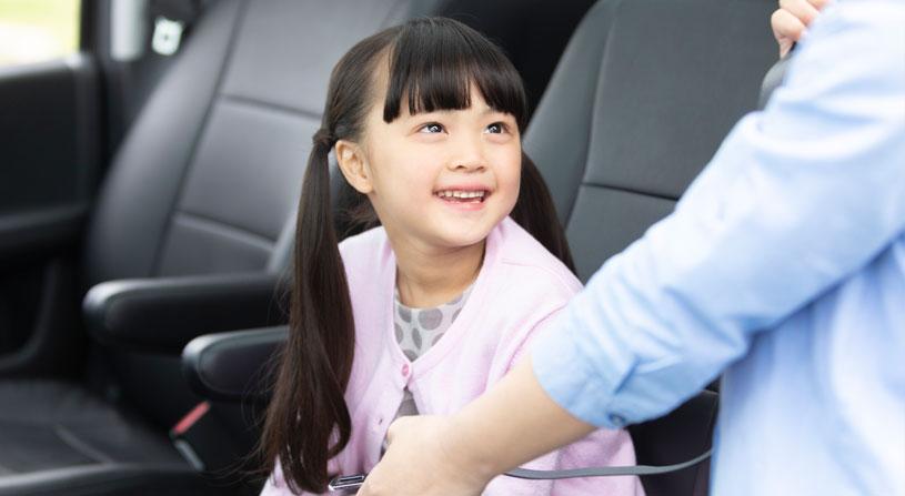 子どもは車に酔いやすい 薬なしでできるおすすめの車酔い対策